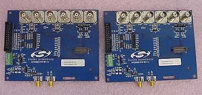 Lot Of 2 Silicon Laboratories Evaluation Board Model  Si4200bb Evb