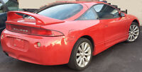 1998 Mitsubishi Eclipse GS-T Coupe (2 door) Turbo $6450