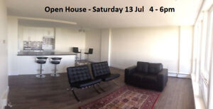 Condo newly renovated - Open House Saturday  14 July 4-6 pm