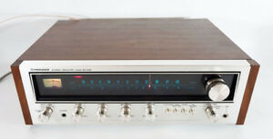 PIONEER SX-434 VINTAGE AM/FM Stereo Receiver (1974)