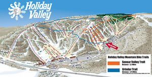 HOLIDAY VALLEY FOR TWO