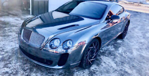 2006 Bentley Continental GT Mulliner Coupe (2 door)