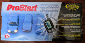 Brand New ProStart Car Starter CT-3400 TW