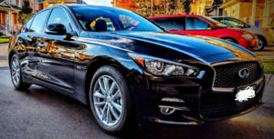 Infiniti Q50 2.0t lease takeover