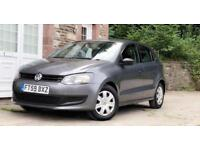 Volkswagen Polo 1.2 ( 60ps ) ( a/c ) 2010 5dr * full service History