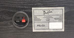 Centre Speaker - Acoustic Profiles PSL-C3