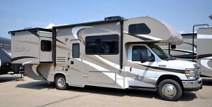 2015 Thor Motor Coach Four Winds 26A Ford