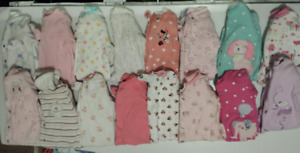 Baby Girl Clothes (LOT) 0-3 Months