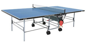 NEW Butterfly Outdoor Playback Rollaway Table Tennis Table