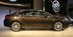2016-17 Buick Verano Leather Sedan Wanted