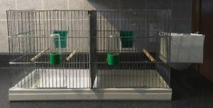 Grande cage à oiseaux/Large Bird Cage