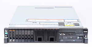 IBM System x3690 X5 Server 2xEight-Core 64GB RAM 3x300GB HDD 2U