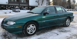 1996 Pontiac Grand Am SE Sedan