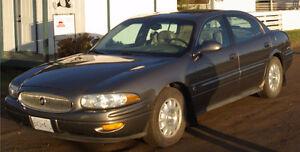 2002 Buick LeSabre Sedan