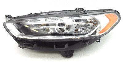 OEM Ford Fusion Left Halogen Headlamp DS7Z 13008 B USED