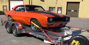 Custom Car Hauling , hauler , towing ,