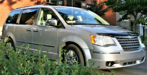 Chrysler Town ? Country 2009 Limited! NÉGOCIABLE! OBO
