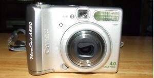 Canon Power Shot A520 Digital Camera - $25.00