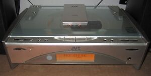 JVC FS SD9 Am Fm CD Compact System with Opel Speakers
