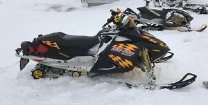 Parting Out 2004 SkiDoo Rev MXZ 800HO