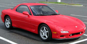 LOOKING TO BUY 1993-1995 Mazda RX-7