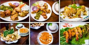 ❤  DEVI Restaurant - 100$ Cetificats Cadeau - 1450 rue Crescent