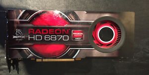 Radeon HD 6870 graphics.