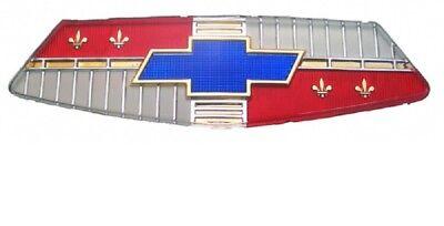 1954 Bel Air 150 210 Chevy Bowtie Hood Emblem Insert (Bel Air 210 150 Hood)
