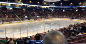 Canucks vs. New Jersey Devils - March 15th - Lower Bowl Tickets