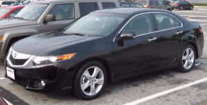 2011 Acura TSX, 6 Speed, GPS, Cam, Certified, Hitch,Winter Tires