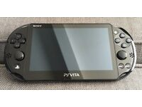 NEW & Boxed Latest Model Sony PS Vita Slim + Pouch