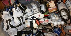 LOTS OF GREAT HOCKEY AND GOLF EQUIPMENT Kitchener / Waterloo Kitchener Area image 4