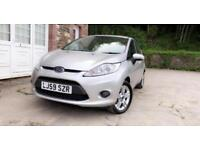 Ford Fiesta 1.25 style 5dr 12 month mot * full service history