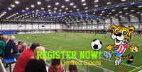 Youth Mini-Soccer Trainning at the NEW Complex