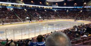 Canucks vs. Calgary Flames - Feb 9 - Lower Bowl Tickets