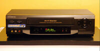 Sony VHS VCR Model SLV-N51. Great Condition.