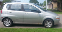 2005 Pontiac Wave Hatchback Must Go