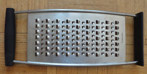Progressive Two sided Grater