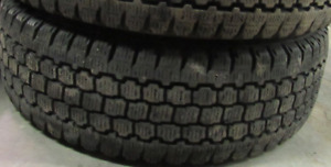 Used Tires. LT245+70+17 INCH $350/2 TIRES (((85%TREAD)))