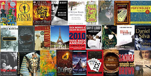 80 BOOKS FOR SALE IN BULK (BRAND NEW AND EXCELLENT CONDITION)
