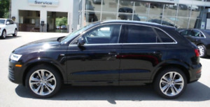 2016 Audi Q3 lease takeover