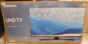 50 inch 4k ultra HD tizen smart TV, only $699 @Hockshop Kingston