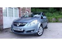 Vauxhall Corsa 1.4 petrol 2009MY Design * 12 month mot * full service history