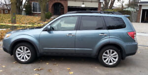 2011 Subaru Forester X Limited Touring Wagon