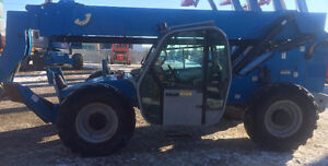 2008 Genie GTH1056 Telehandler with Outriggers