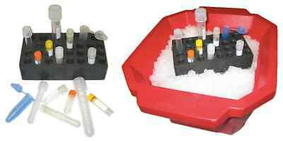 Benchtop Cooling Large Test Tube Metal Rack For Fast Temp Change Cat Rkl001