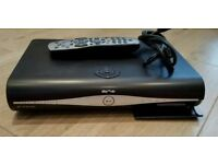3D Digital sky hd box complete with remote control hdmi cable