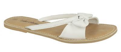 Damen F00071 ohne Bügel Sandalen von Leather Collection