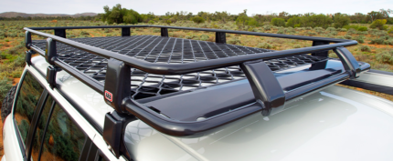 ARB Roof Rack with wind deflector
