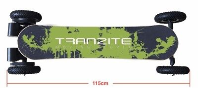 Tranzite - Off-Road Electric Skateboard - 3300 W, 38km/h